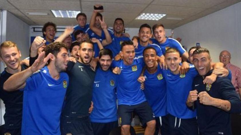 La emoción de los jugadores de Fuenlabrada al saber que enfrentarán al Real Madrid