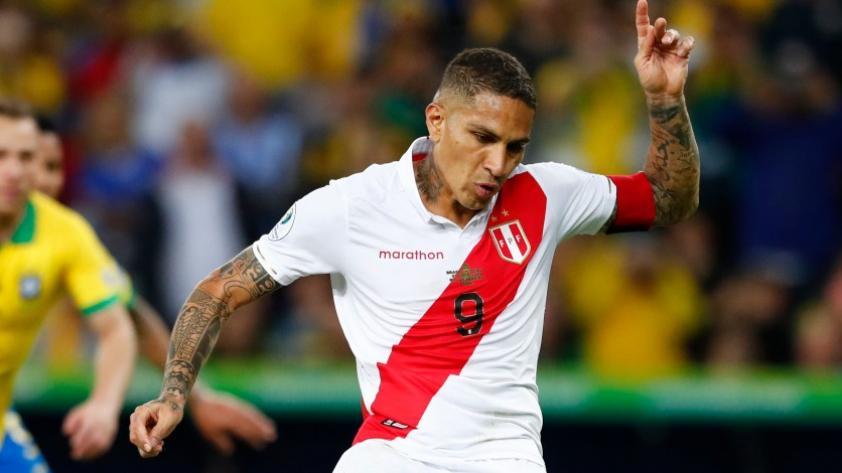 Paolo Guerrero no descarta jugar por Boca Juniors en el futuro: