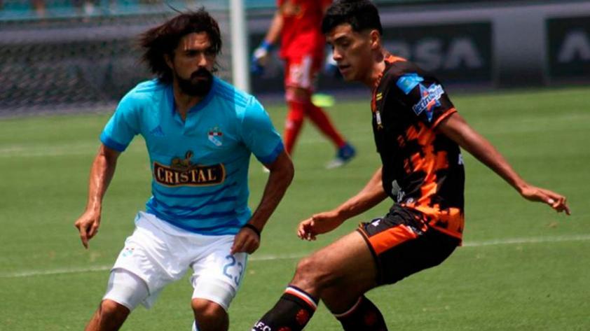 Ayacucho FC venció 5-3 a Sporting Cristal en el Ciudad de Cumaná por la fecha 7 del Clausura