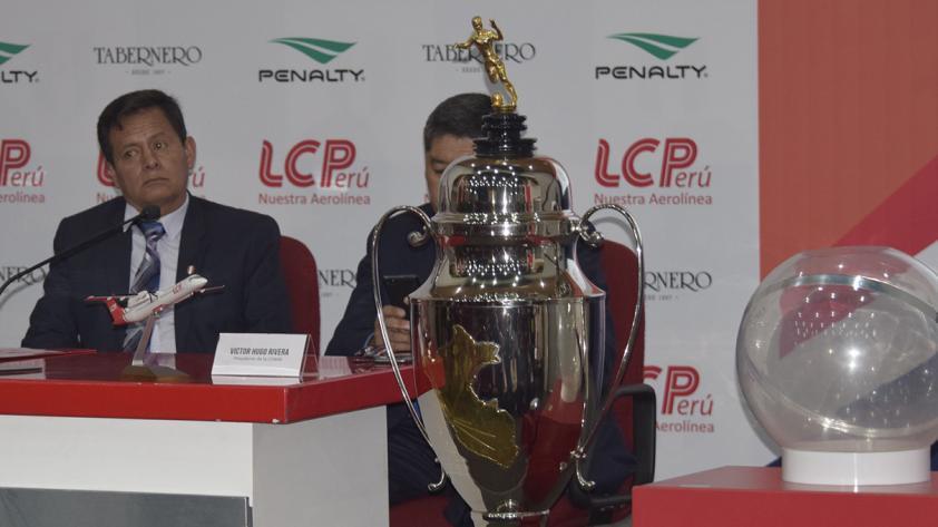 Se sorteó el cuadrangular final de la Copa Perú