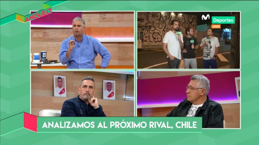 En Al Ángulo continúa el análisis del amistoso de la Selección Peruana contra Chile