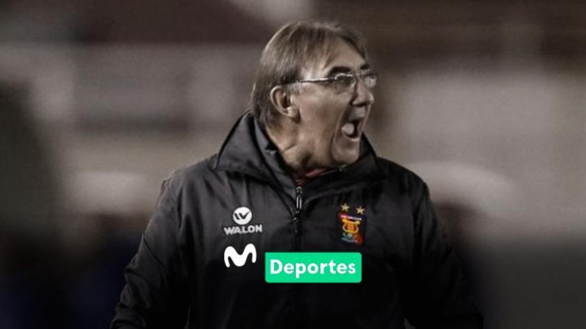 Jorge Pautasso dejó la dirección técnica de FBC Melgar