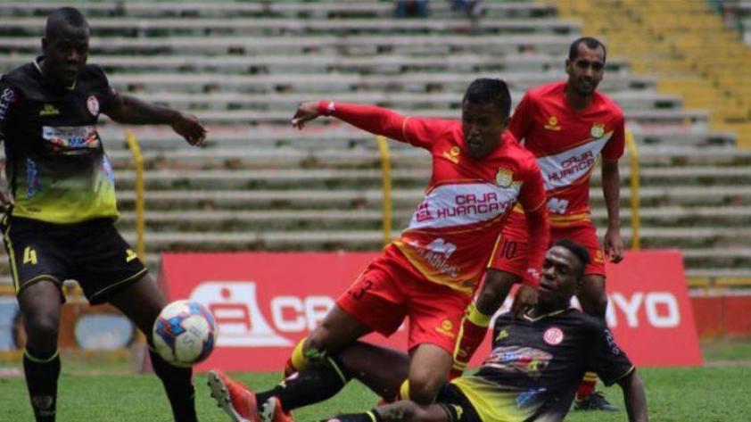 Sport Huancayo derrotó 2-0 a UTC en el primer partido del jueves