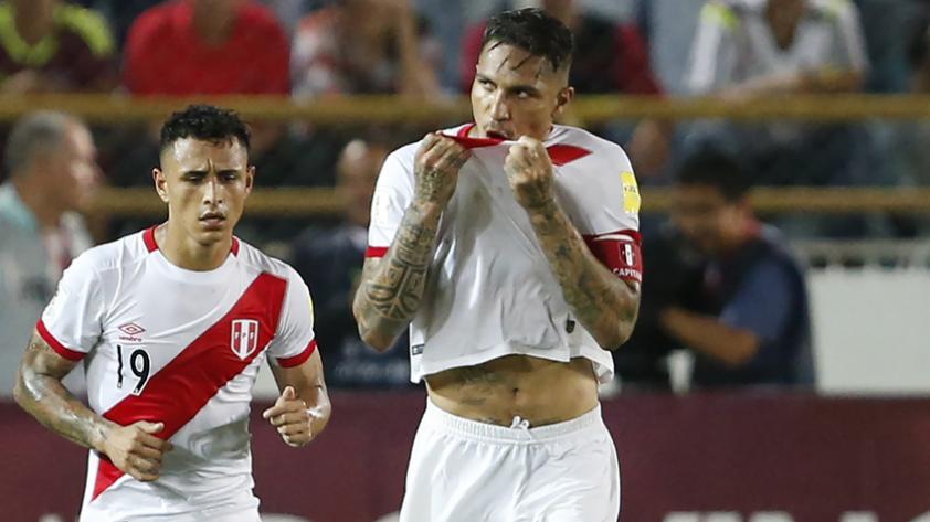 El mensaje de aliento de Paolo Guerrero previo al Perú vs. Colombia