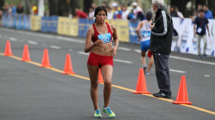 (Exclusiva): La peruana que fue por una marca y regresó con el oro