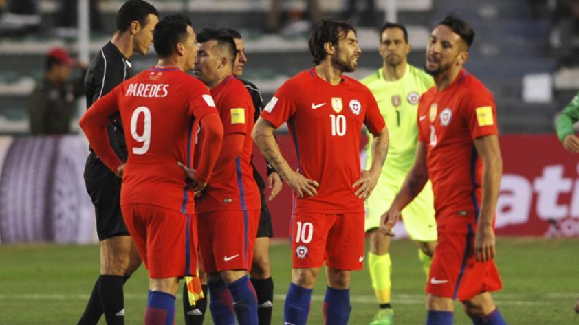 Selección Chilena: Hasta 11 jugadores podrían perderse el decisivo partido ante Brasil