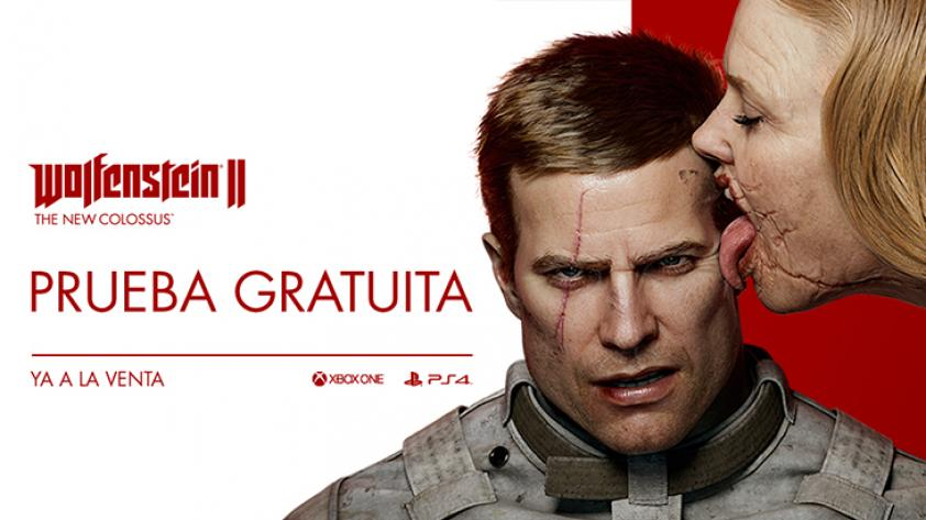 Wolfenstein II: The New Colossus – Prueba gratuita