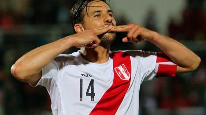 Claudio Pizarro habló sobre su ausencia en el famoso chat de WhatsApp de la Selección