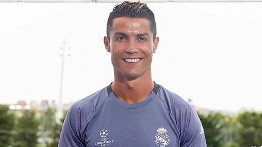 """Ronaldo: """"Peleamos con Neymar, con Messi, con Lewandowski para ser los mejores"""""""
