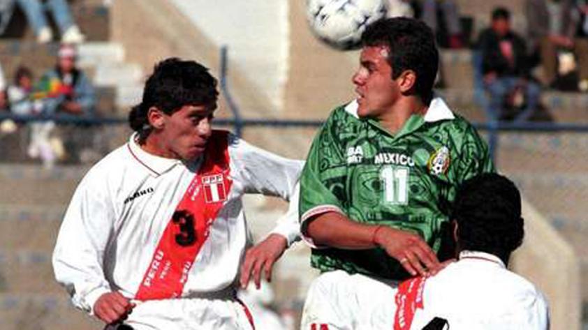 Efemérides: Perú versus México por la Copa América 1997