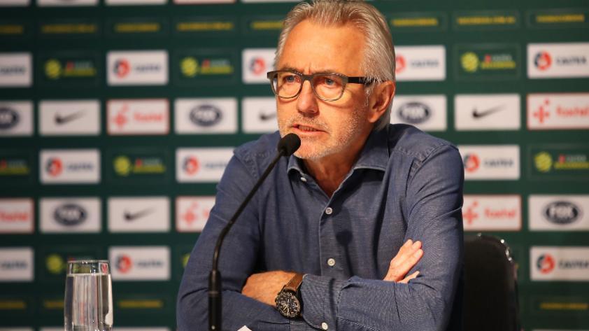 Selección de Australia: Van Marwijk oficializó su lista preliminar para Rusia 2018