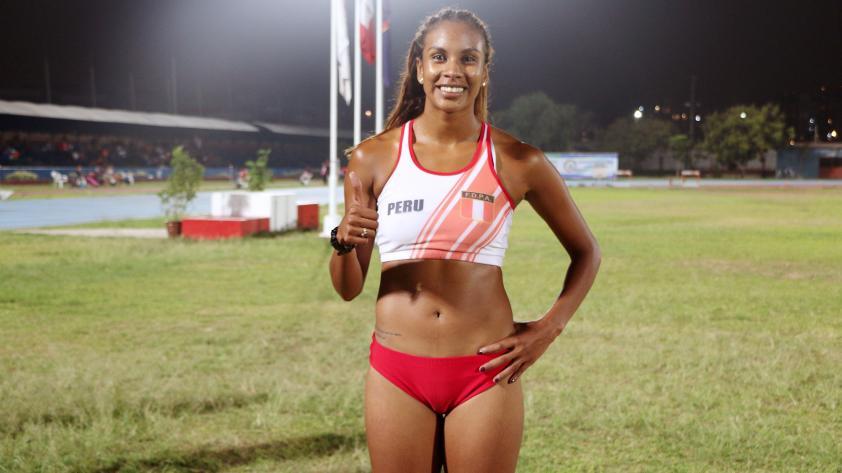 Maitré Torres rompe el récord nacional de los 400 metros planos en el Grand Prix