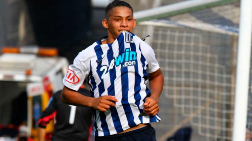 Alianza Lima se impuso 1-2 a Ayacucho FC