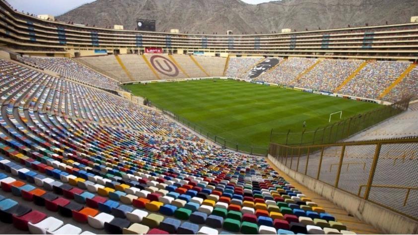 Perú vs. Bolivia: ¿Es posible que partido se dispute Estadio Monumental?