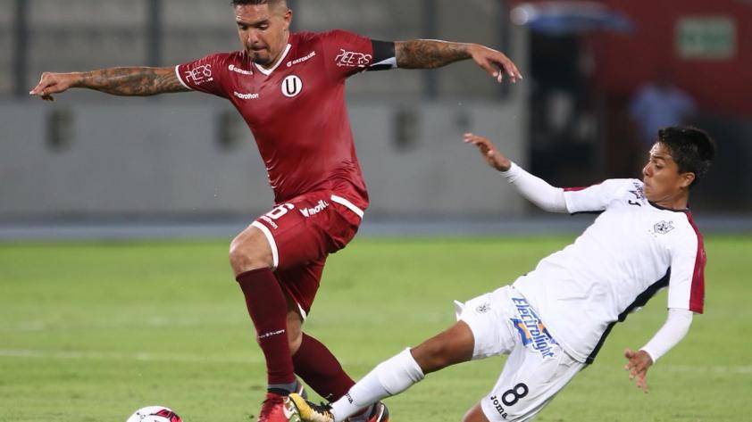 Universitario empató 1-1 con San Martín por la fecha 3 del Torneo de Verano