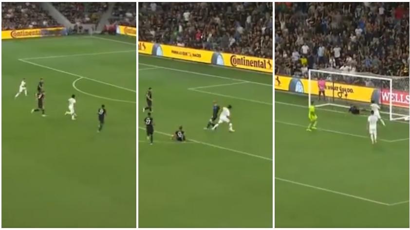 ¡Espectacular! Así fue el golazo de Carlos Vela con la camiseta de Los Angeles FC en la MLS (VIDEOS)