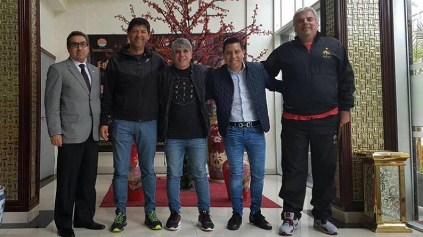 Marcelo Grioni es el nuevo técnico de Real Garcilaso