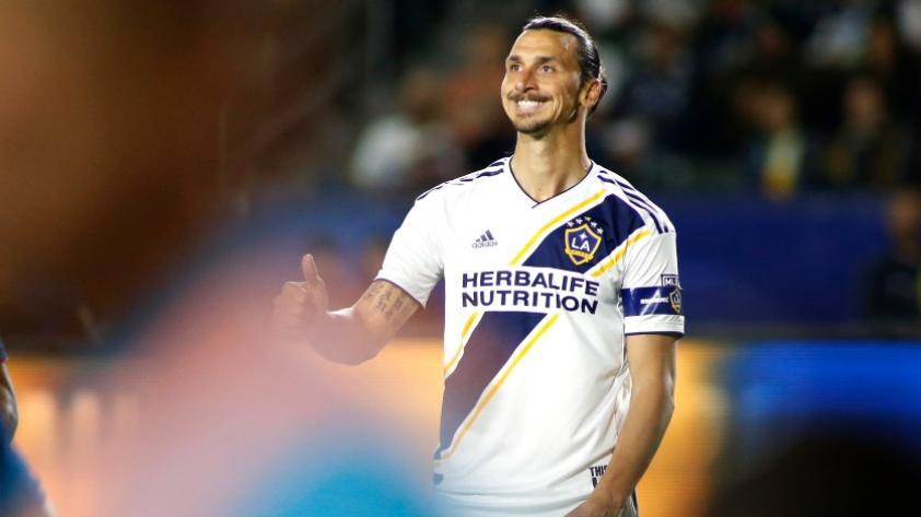 Zlatan siendo Zlatan: lo que dijo Ibrahimović ante la pregunta sobre quién es el mejor jugador de la MLS (VIDEO)