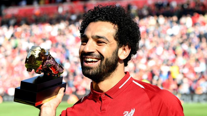 Mohamed Salah: Bate récord goleador en la Premier League