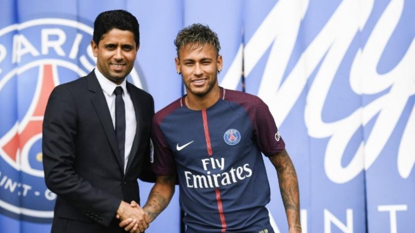 PSG: Presidente convencido que Neymar se quedará