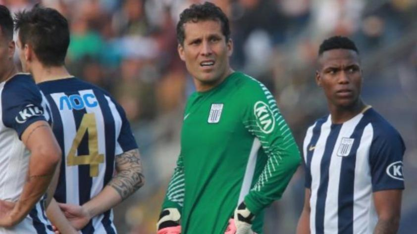 """Leao Butrón sobre su renovación con Alianza Lima: """"Hay muchas posibilidades de que yo siga, espero que así sea"""""""
