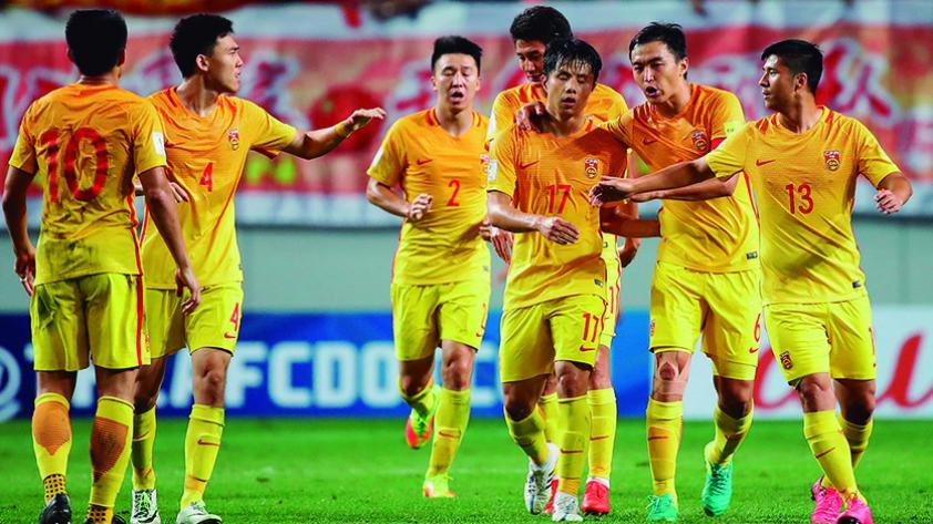La selección de China Sub-20 jugará en la liga alemana