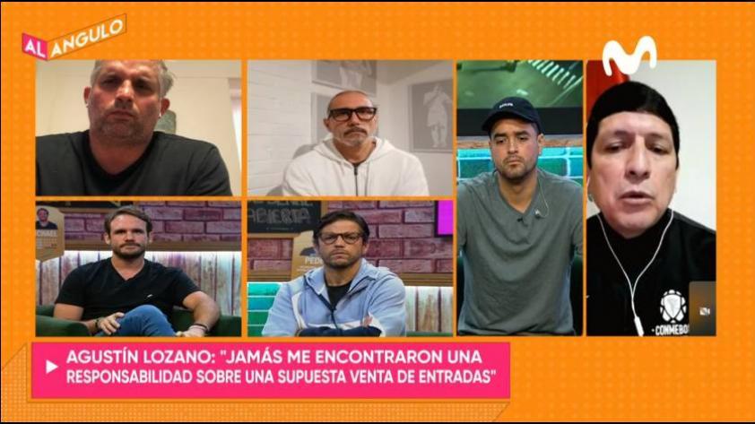Al Ángulo: Agustín Lozano confirma que la Liga 1 Movistar se jugará solo en Lima  (VIDEO)