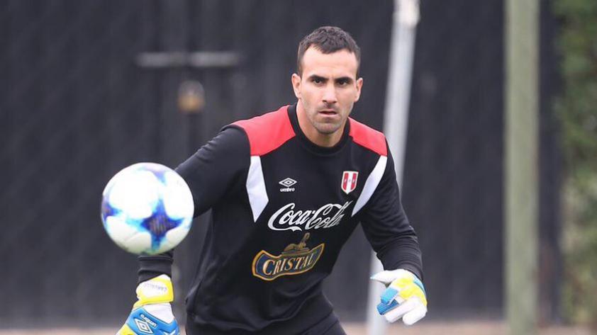 """José Carvallo: """"Este es el partido más importante de nuestras vidas"""