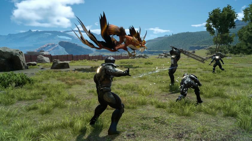Las poderosas armaduras Magitek Exosuit ya están disponibles para todos los jugadores de Final Fantasy XV