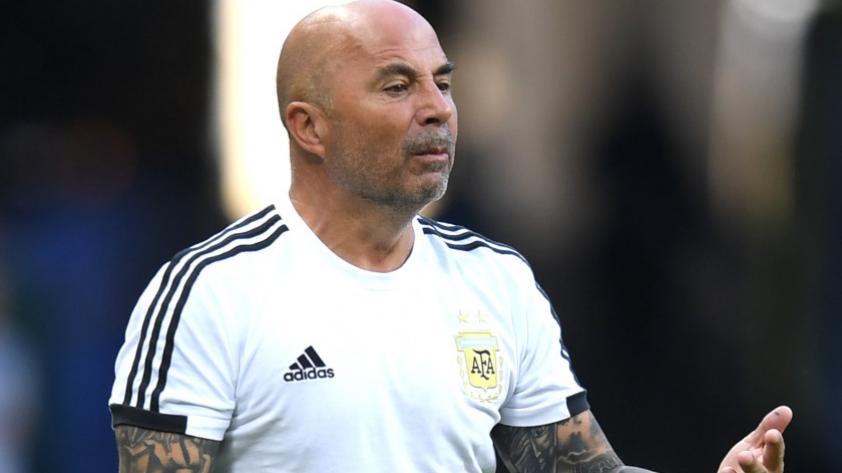 Jorge Sampaoli rompió su silencio: habló de Perú y el fracaso con la Selección Argentina