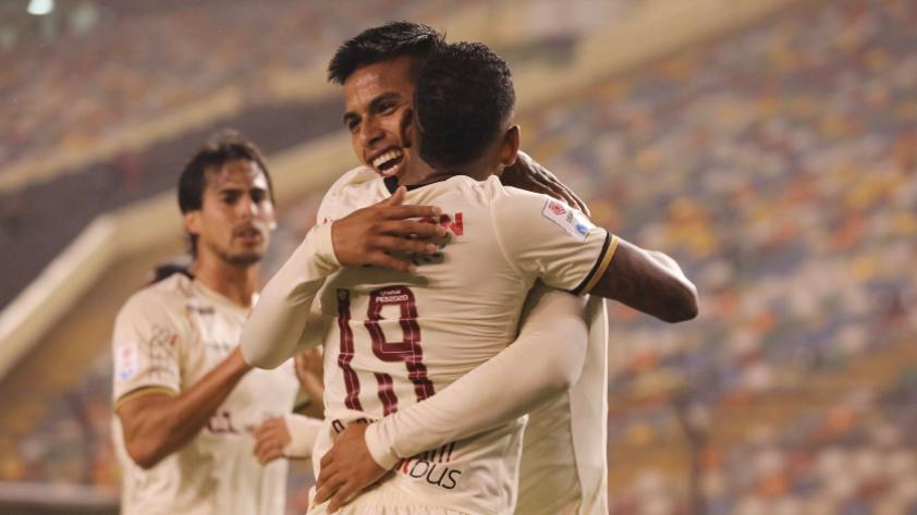 ¡Triunfo vital! Universitario de Deportes derrotó 2-1 a Melgar por la quinta jornada del Torneo Clausura