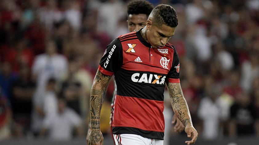 ¿Qué acciones tomará el Flamengo con el caso de Paolo Guerrero?