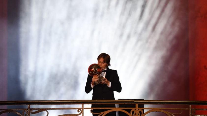 Se rompió la hegemonía: Luka Modric ganó el Balón de Oro 2018 dejando de lado a Messi y Cristiano