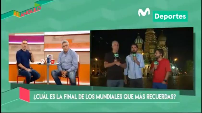 Al Ángulo: la final de los Mundiales que más recuerdas