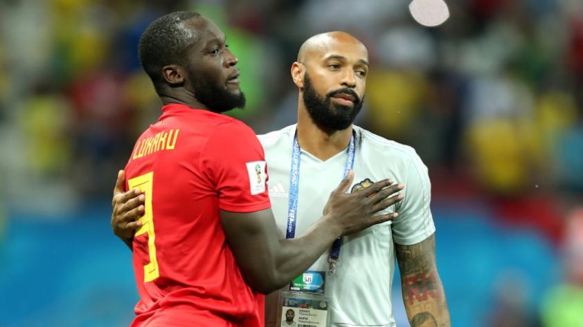 Los secretos de Henry para convertir a Lukaku en el delantero más completo de Rusia 2018
