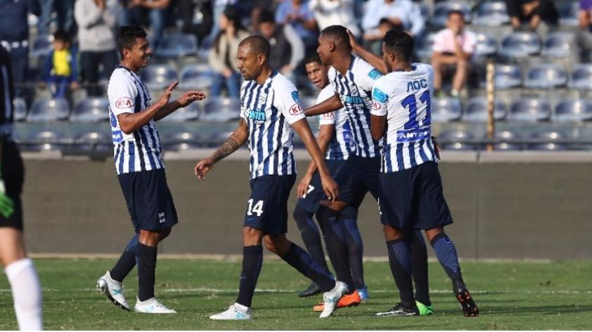 Alianza Lima: el once que prepara Bengoechea para el Clásico