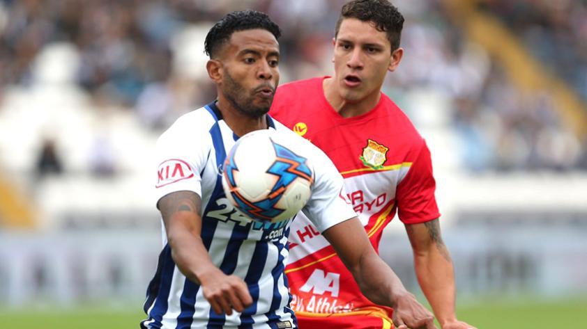 Alianza Lima rescató un empate 3-3 sobre la hora ante Sport Huancayo