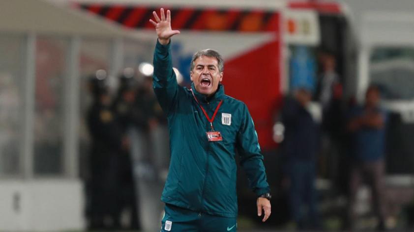 """Pablo Bengoechea: """"No grité los goles de la U"""""""