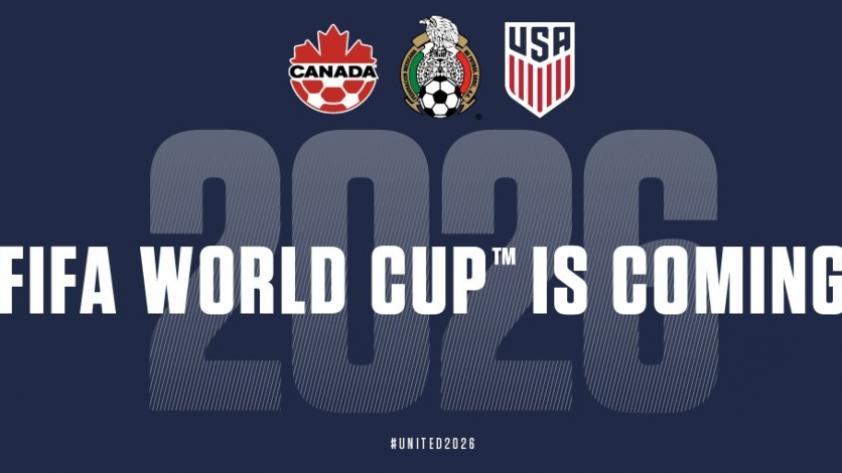 United 2026: La primera sede con 48 equipos en tres países