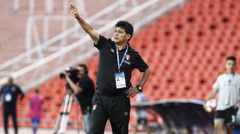 Sudamericano Sub 15: ¿Qué dijo el DT de Perú luego de la victoria ante Croacia?