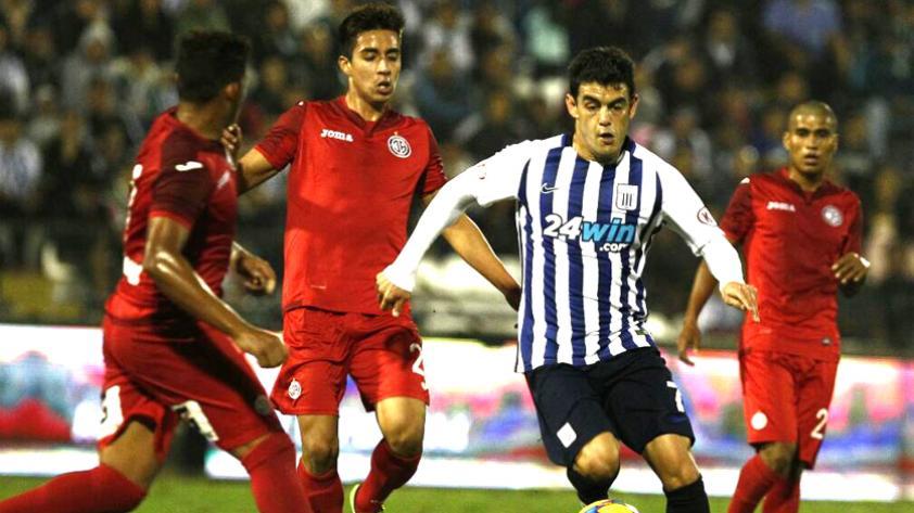 Fecha 12: Alianza Lima lidera la tabla de posiciones del Apertura