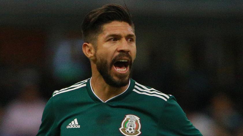 Oribe Peralta se despidió de la Selección Mexicana