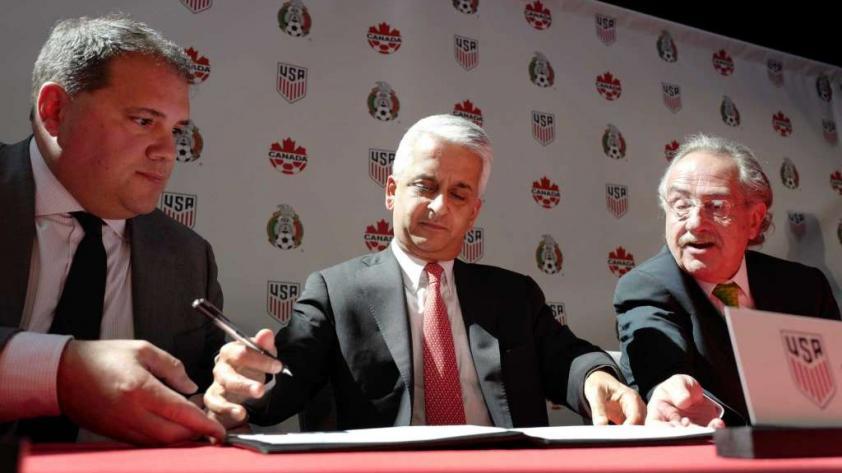 Canadá, EE.UU. y México quieren presentar sede conjunta para el Mundial 2026