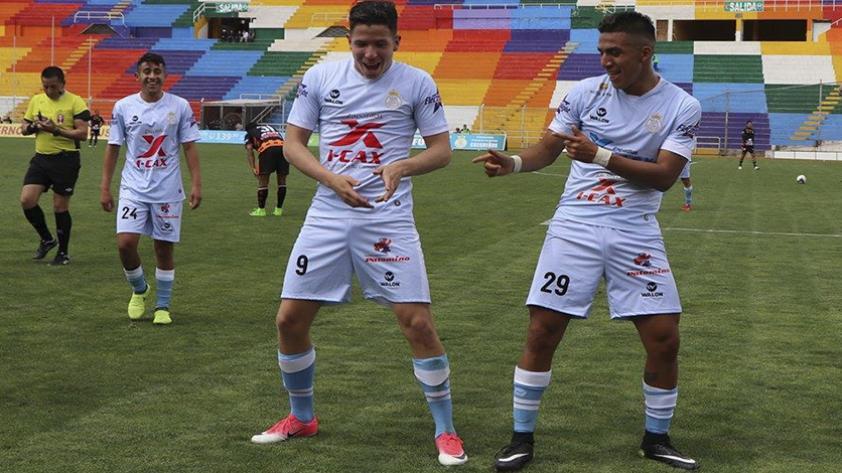 Real Garcilaso venció de visita a Unión Comercio por 2-1