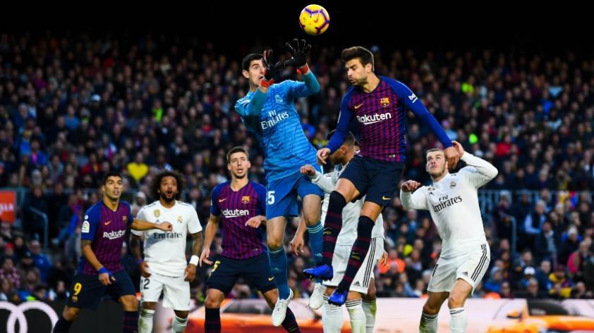 ¡Tenemos clásico! Barcelona y Real Madrid se enfrentarán en una de las semifinales de la Copa del Rey