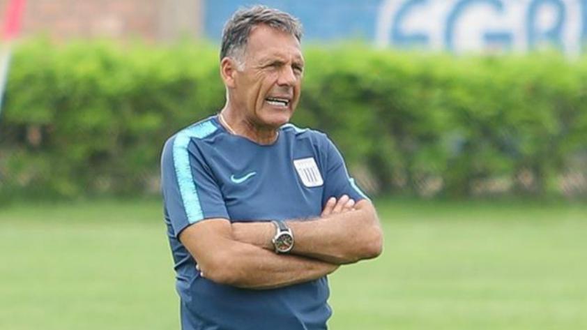 Alianza Lima: Miguel Ángel Russo y su preparación para el duelo ante Sporting Cristal