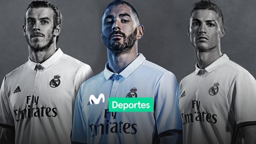 Karim Benzema, el único que se quedó en el Real Madrid de la famosa 'BBC'