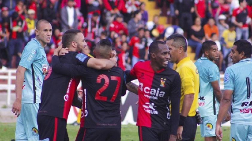 Melgar venció 2-0 a UTC en Arequipa