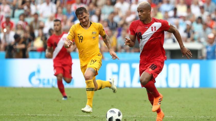 Carrillo integra el equipo ideal de Latinoamérica en el Mundial Rusia 2018