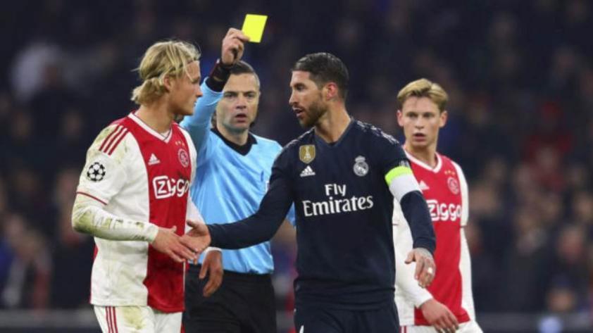 Malas noticias para Solari: UEFA impone castigo a Sergio Ramos